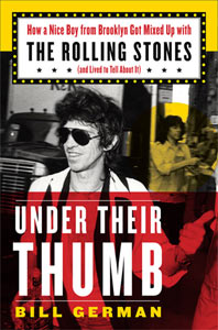 Under Their Thumb 1 Stones Book: Fan's Eye View Is a Page Turner