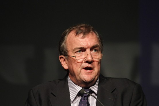 Mark Bristow, CEO of Randgold Resources. Picture Dean Hutton/Bloomberg