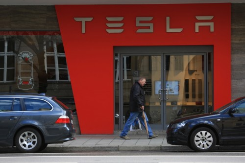 Susan Repo has left Tesla to become the chief financial officer of another company. Picture: Bloomberg