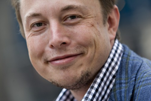 Blog suggested Elon Musk could be bitcoin founder based on his technical expertise. Picture: Bloomberg