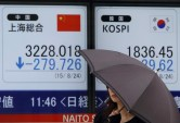 China stocks extend slump, temper Asian bounce as trade war anxiety grows