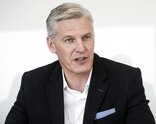 Long to-do list for new Eskom CEO Andre de Ruyter. Image: Waldo Swiegers, Bloomberg