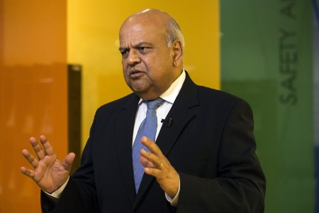 Gordhan refuses to report to Hawks