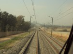 Trains collide, over 200 injured