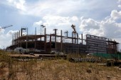 Mall of Africa slowly takes shape