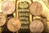 Bullion shares rally as spot price lifts