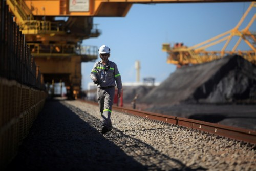 Minas Rio, a $14bn project, is starting to deliver for Anglo after years of problems. Image: Dado Galdieri, Bloomberg