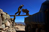 Weak rand double-edged sword for mining companies