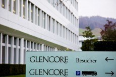 Glencore drags down mining shares