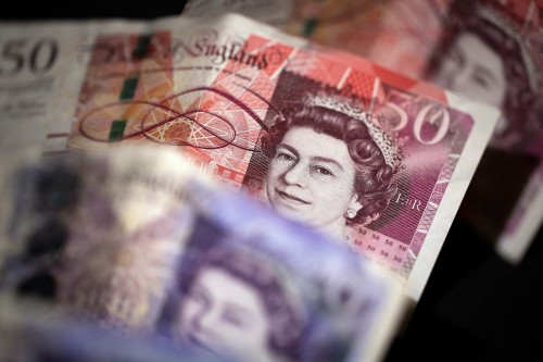 An offer in sterling for a local company brings its own complexity Picture: Bloomberg