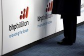 BHP rejects supply restraint in iron after Glasenberg salvo