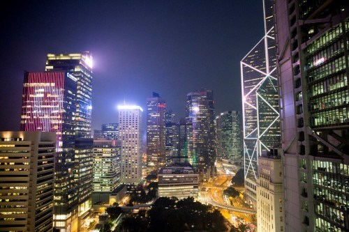 Hong Kong, China. The Chinese economy grew 6.9% in the second quarter. Picture: Bloomberg