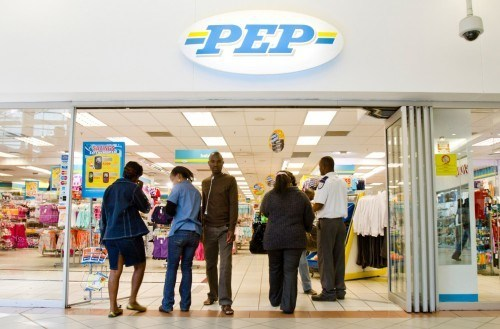 Pepkor reports a 5.2% increase in clothing and general merchandise sales, while operating profit increased by 6.6% to R3.1bn. Picture: Nadine Hutton, Bloomberg