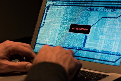 There are free programmes that cybersecurity companies offer to small businesses. Image: Daniel Acker, Bloomberg