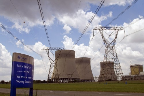 Eskom's Kusile Power Station Construction