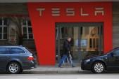 Tesla falls after Deutsche Bank downgrades shares