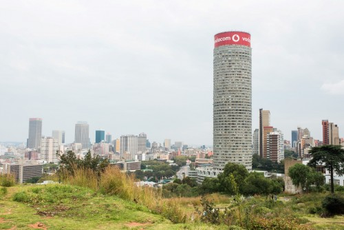 Vodacom's South African rural network currently provides 6 million people with 4G/LTE services. Picture: Bloomberg