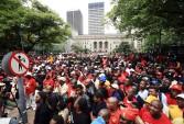 Sibanye sacks 2,000 workers over wildcat strike – union