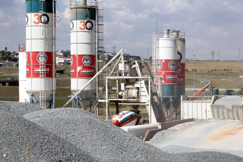 PPC was buckling under the weight of a liquidity crisis in 2016 in which its debt ballooned to R9.1 billion at a time when competition in its home market intensified, and cement demand and prices weakened. Picture: Moneyweb