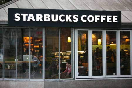 Starbucks, mid-makeover, hands off reins in four Europe markets