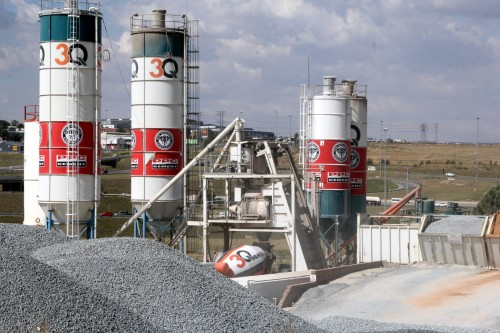 AfriSam's future hangs in the balance after PPC turns its back on a merger with the company. Picture: Supplied
