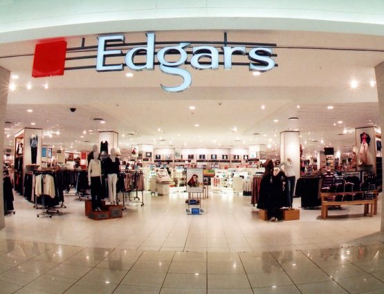 Sales at Edgars have decreased over the past year, placing strain on the group. Picture: Moneyweb