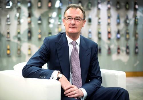 Alan Clark, chief executive officer of SABMiller Plc