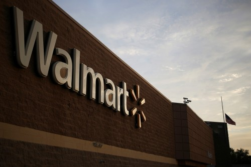 Walmart falls on bearish Goldman Sachs comments. Picture: Luke Sharrett/Bloomberg