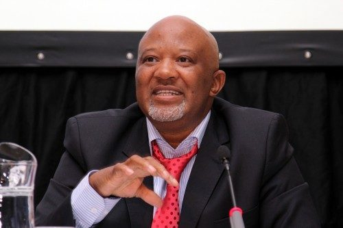 Former deputy finance minister, Mcebisi Jonas takes to the stand in the state capture inquiry on Friday. Picture: Supplied