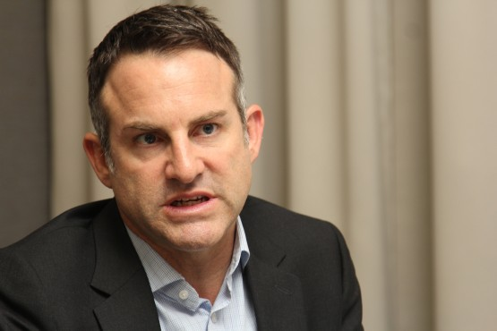 Cannon was founded in 1998 by Chief Executive Officer Adrian Saville (pictured). Bidvest takes controlling stake in Cannon from Citadel Wealth. Picture: Moneyweb