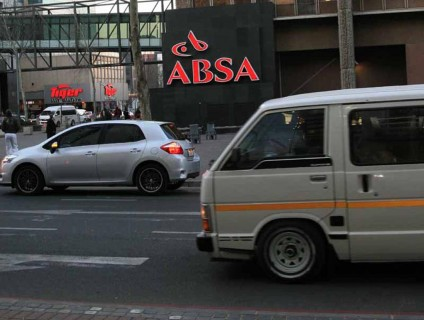 I entered into no such agreement with Absa - Stals