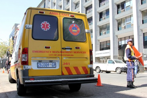 3 critically hurt in South Africa mosque attack