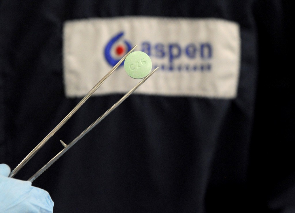 Aspen in talks with potential European partner