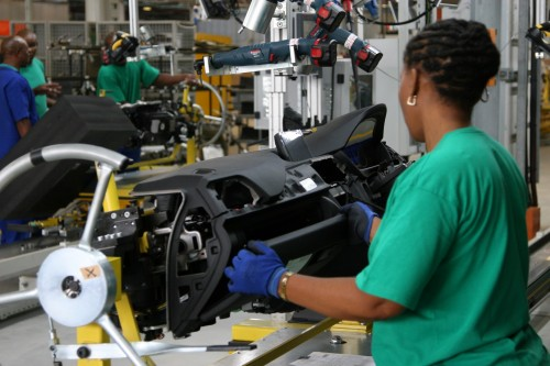 Manufacturing data is expected to show the sector expanded 2.5% year on year. Picture: Moneyweb