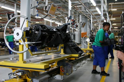 Metair's automotive components unit recovers strongly, growing by 5.2% to R4.4 billion. Picture: Moneyweb