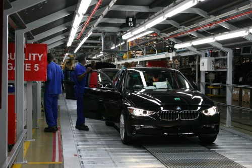 The temporary closure of the plant near Pretoria will affect about 2 500 BMW SA employees. Image: Moneyweb