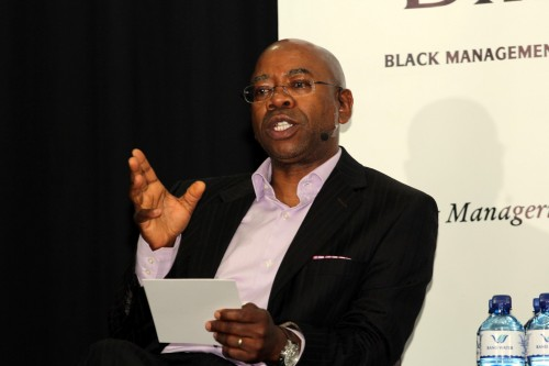 Business Leadership SA Bonang Mohale. Picture: Supplied