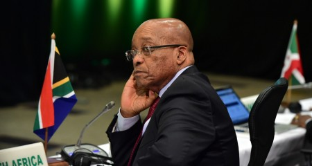Zuma's Power checked by backlash over Gordhan probe