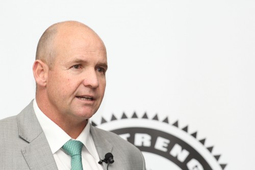 PPC has appointed Johan Claassen as permanent CEO following Darryll Castle's (pictured) sudden resignation last year. Picture: Moneyweb