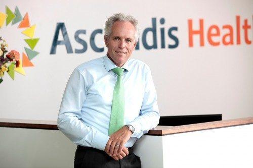 Ascendis Health CEO Karsten Wellner.
