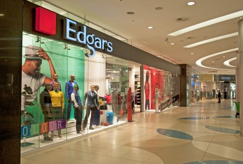 Edcon's credit sales declined by a further 10.5%.