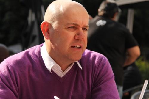 Etienne Nel, ZAR X CEO