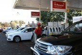 Petrol prices keep climbing