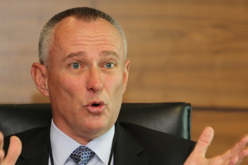 Norbert Sasse, Group CEO of JSE-listed property giant Growthpoint. Image: Moneyweb