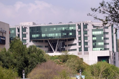 The Sandton headquarters of Growthpoint - South Africa's largest JSE-listed property group. Image: Moneyweb
