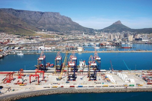 Cape Town has potential to boost its maritime economy