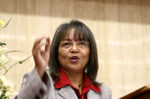 Under her plan, Patricia de Lille says erecting low-cost housing on five city-owned plots will allow people to live closer to their jobs in the city. Picture: Supplied