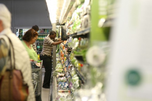 Inside a Pick n Pay Express store