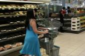 July retail sales up y/y