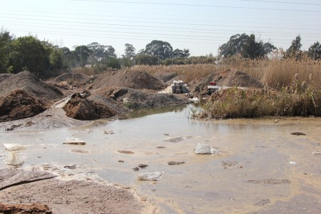 Reporting on contamination: proceed with caution
